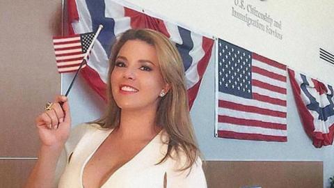A principios de 2016 Alicia Machado contó en Univision el impasse...