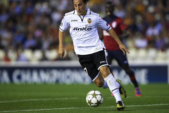 Andrés Guardado ha hecho huesos viejos en España, el volante emigró en e...