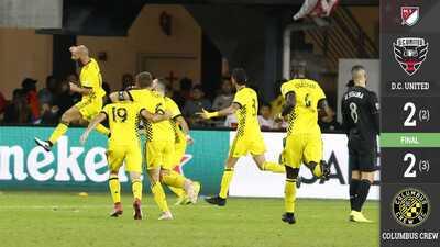 Federico Higuaín y los penales acaban con el sueño de playoffs del United de Wayne Rooney