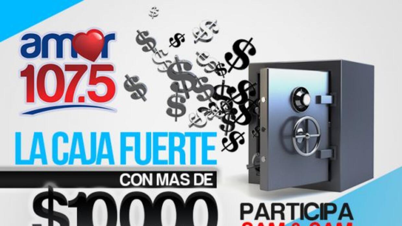 """Ya comenzó nuestro nuevo concurso """"La Caja Fuerte"""" regalando mas de $10...."""