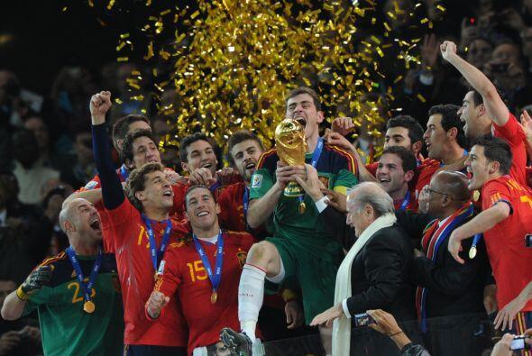 Con esos niveles en su Liga, España igual pudo conformar una Sele...