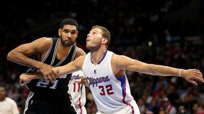 Los Spurs vencieron a los Clippers con un 89-85, victoria que representa...