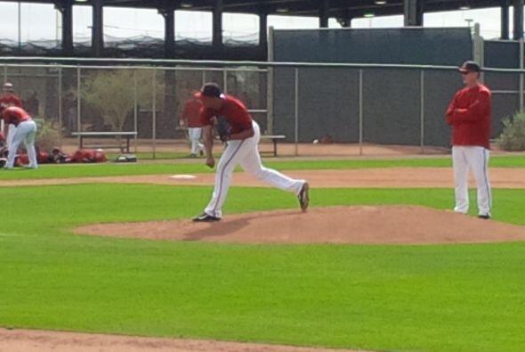 """""""Detrás"""" de los entrenamientos de primavera de la MLB, los atléticos jug..."""