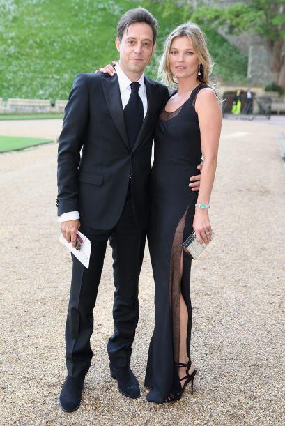 Kate Moss y Jamie Hince.Mira aquí lo último en chismes.