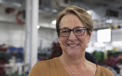 Patty Schachtner arrebató a los republicanos un puesto seguro en...