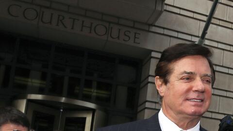 El juicio contra Manafort por doce delitos financieros deberá emp...