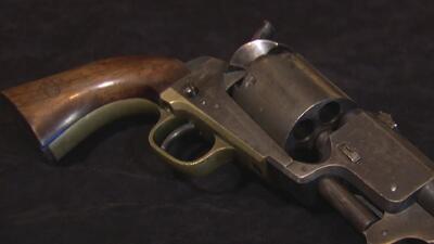 Vea cómo el revólver de múltiples tiros marcó la época más sangrienta de Los Ángeles