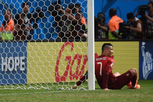 El astro del Real Madrid no pudo contener sus emociones y lloró tras que...
