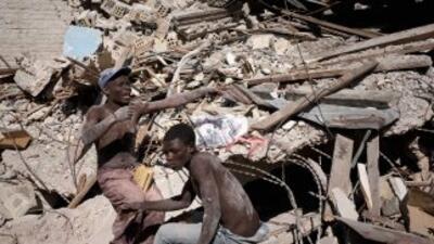 El 13 de enero de 2010 dos terremotos de 7 grados destruyeron más del 80...