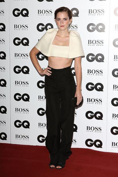 En vez de causar sensación, Emma Watson dejó tremenda impresión al verla...