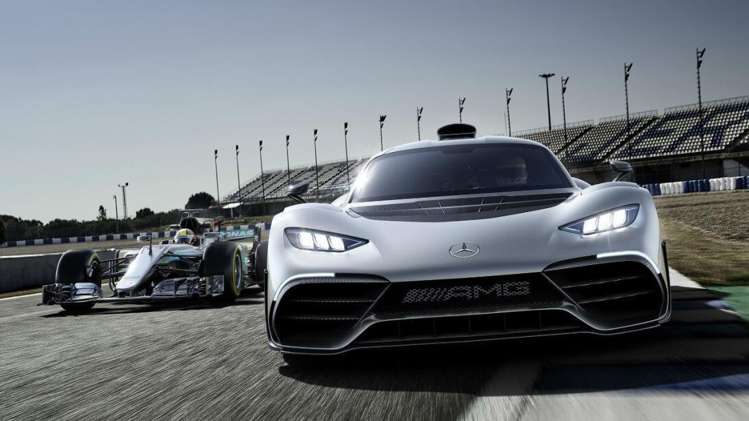 Mercedes-AMG Project ONE hypercar m-b projecto one 02.jpg