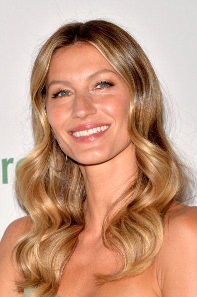 89.- GISELE BUNDCHEN: Tiene 34 años y es una de las supermodelos...