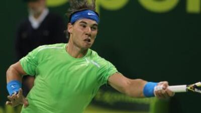 Rafael Nadal venció al alemán Denis Gremelmayr.