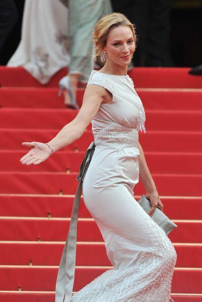 En la mayoría de las alfombras rojas, siempre figuró como una de las mej...