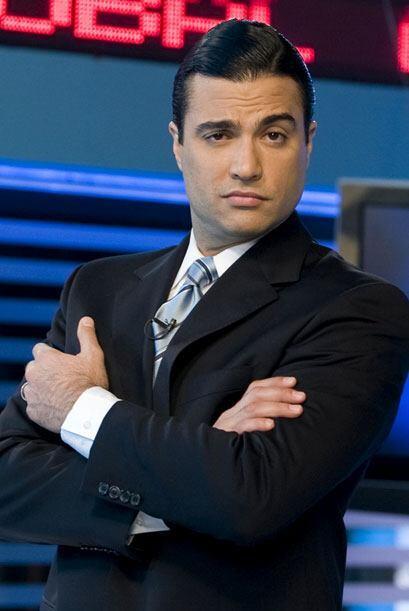 Martín era un conocido conductor de televisión y temía no ser aceptado.