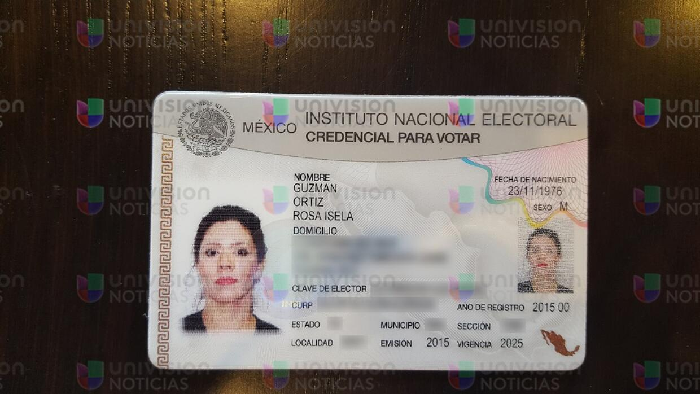 Documento de identificación