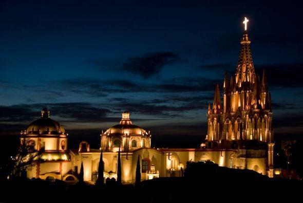 San Miguel de Allende obtuvo el primer lugar de entre 25 ciudades del mu...
