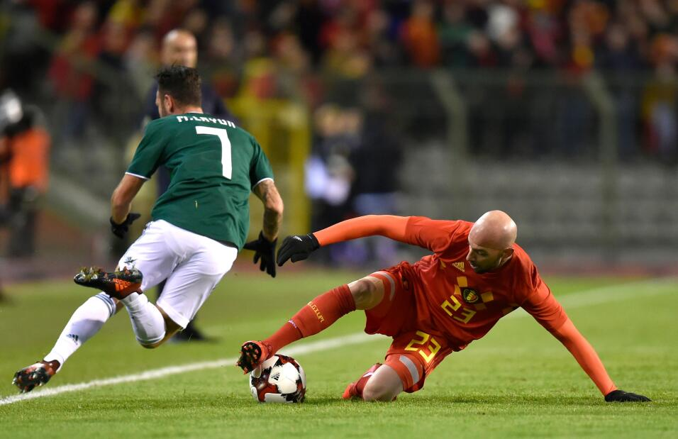 EN VIVO: México vs. Bélgica, partido amistoso 2017 gettyimages-872610776...
