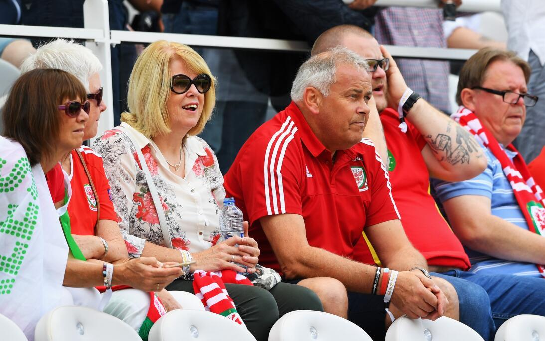 Debbi Bale crió a Gareth en un entorno muy familiar. El extremo del Real...
