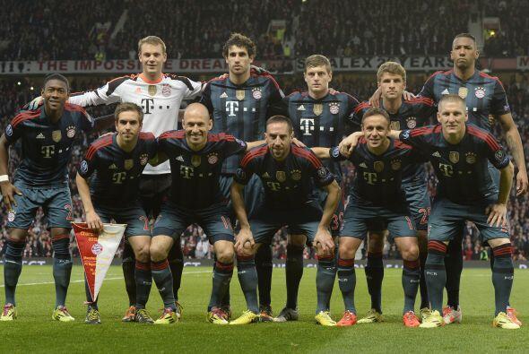 Ocupando la séptima casilla entre todos los clubes deportivos, el Bayern...