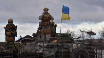 El único acuerdo logrado fue de intercambiar a 150 soldados ucranianos p...