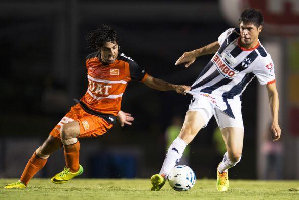 El chileno Juan Rodrigo Rojas está en deuda con la afición...