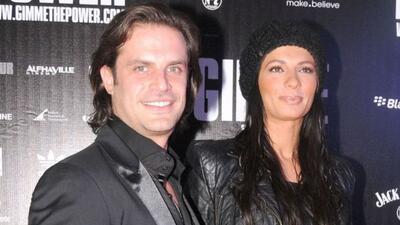 Mark Tacher y Cecilia Galeano van camino al altar