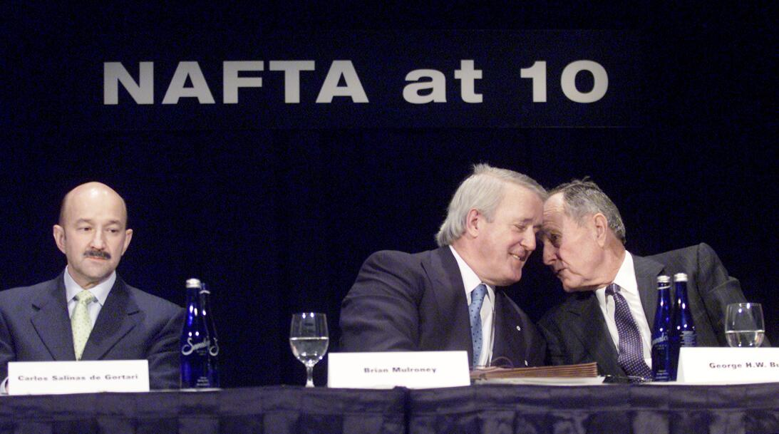 10 años de NAfta 9 diciembre de 1992