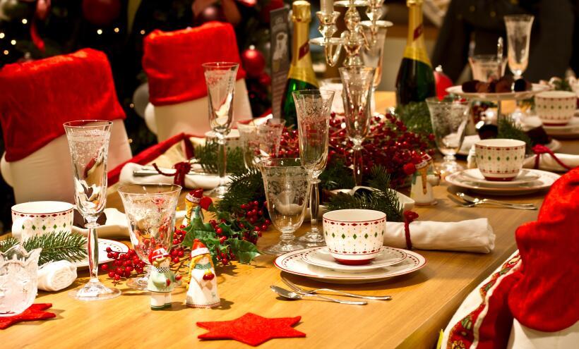 mesa navidad consejos