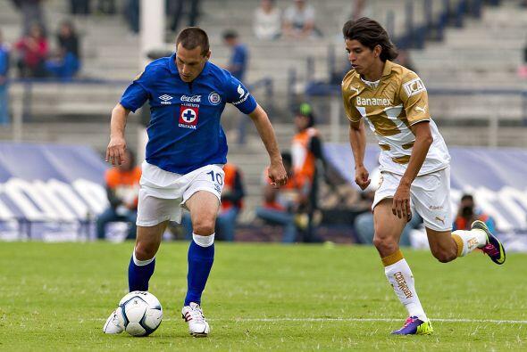 Cruz Azul contra Pumas será el 8 de noviembre dentro de la jornad...