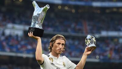 Luka Modric, el recorrido del croata hasta llegar a ganar el Balón de Oro