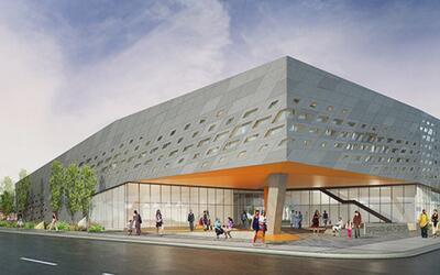 Construcción de un centro de salud en el corazón de Brighton Park da una...
