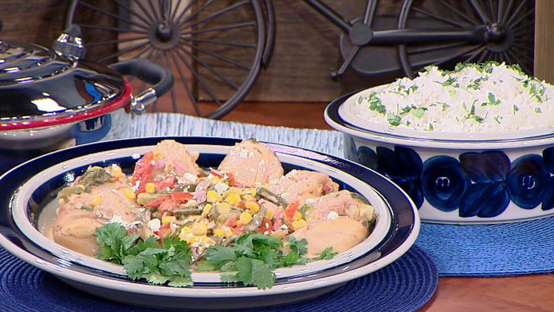 El chef Pepín te enseña a cocinar un delicioso pollo al chipotle