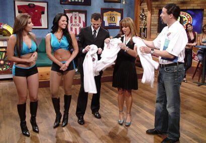 Marcelo vino a promover el Sueño MLS en la República.