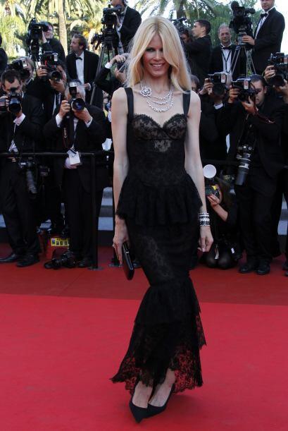 Claudia Schiffer perteneció a la camada de 'top modelos' que dejaron hue...