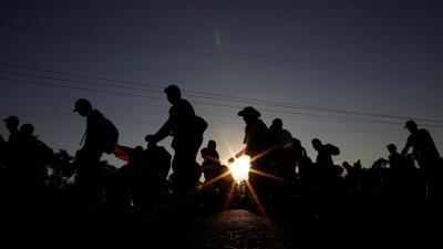 Diario de la caravana: Migrantes recobran fuerzas en el sur de México antes de retomar camino hacia EEUU