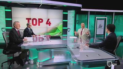 'El Perro' Bermúdez le rindió homenaje a un televidente de Línea de Cuatro