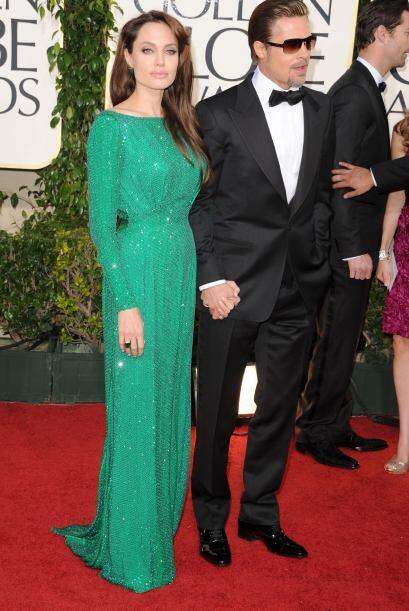 Incluso en una de las ediciones de los Golden Globes, el actor fue un ta...