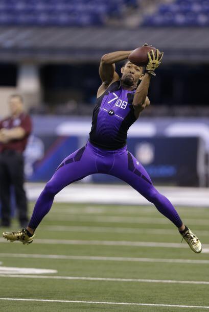 Selección 30 Green Bay Packers: CB Jalen Collins, LSU(AP-NFL).