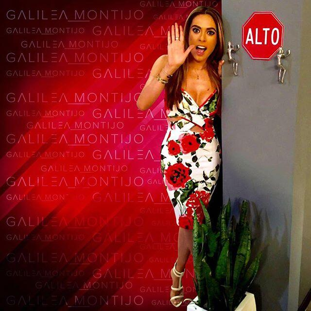 Galilea Montijo tips de moda