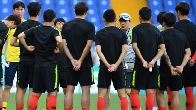 El DT de Corea del Sur ya tiene excusas: dijo que el clima de Rostov le es más favorable al Tri