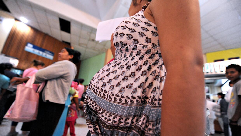 salud embarazada zika