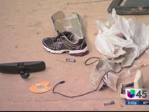 Autoridades del Condado Harris habrían encontrado el cuerpo de un...
