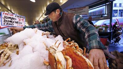 Cómo consumir comida de mar sin enfermarse