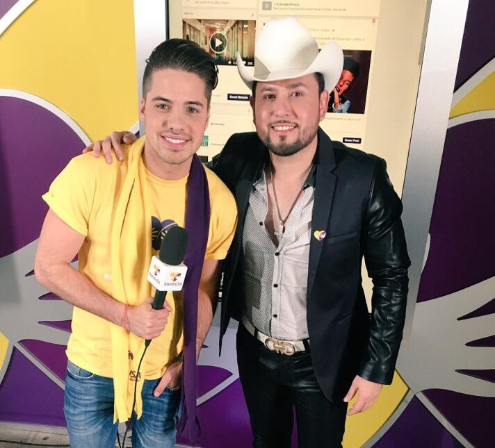 Roberto Tapia en Teletón USA 2015