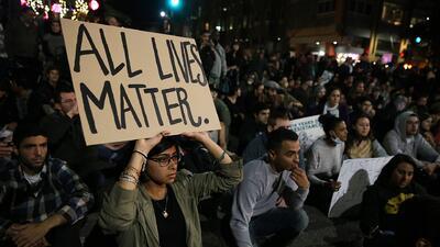 Continúan las protestas en el país por Eric Garner