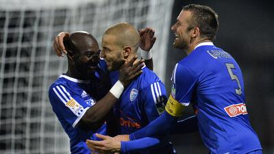 Nantes y Reims, eliminados de la Copa por equipos de Segunda División