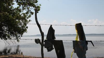 Así es la nueva fosa clandestina donde se encontraron 47 cráneos en Veracruz (FOTOS)