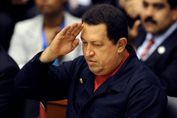Otro mandatario latinoamericano que no escapó de los documentos f...