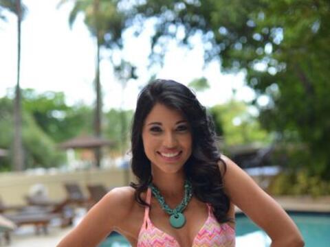 Laura Cindy Castillo es una joven que con su tierno y angelical rostro d...
